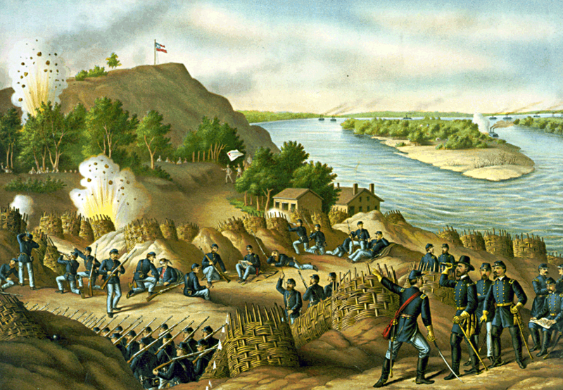 what was the importance of the battle of vicksburg