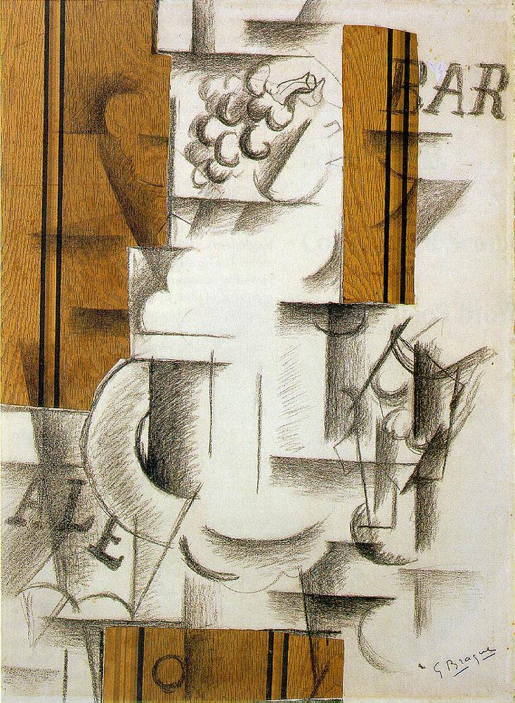 When was george braque born
