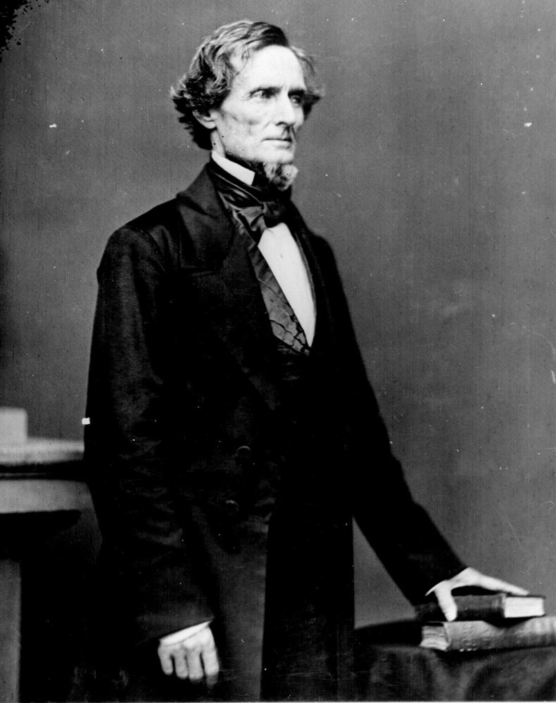a brief biography of jefferson davis A brief biography of jefferson davis (english edition) ebook: william edward dodd: amazonde: kindle-shop.
