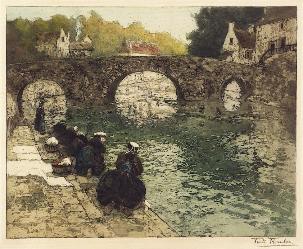 Frits Thaulow Paintings Amp Artwork Gallery In Chronological