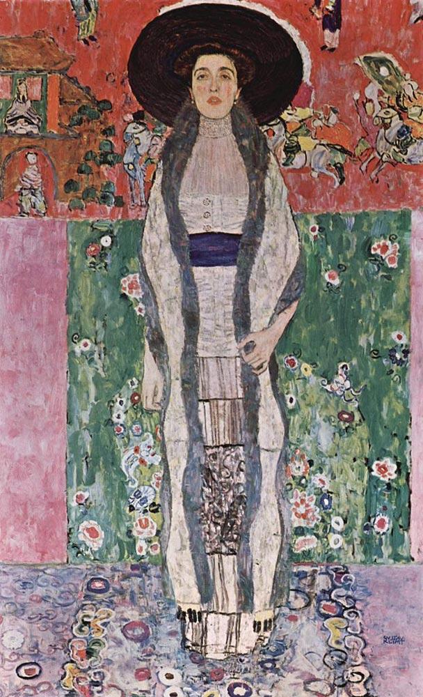 Gustav_Klimt_Adele-Bloch-Bauer-II