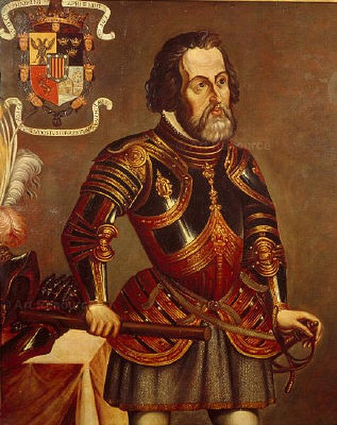 A biography and life work of hernan cortes a spanish conquistador