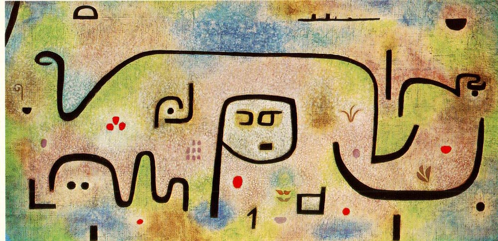 Insula-Dulcamara-by-Paul-Klee