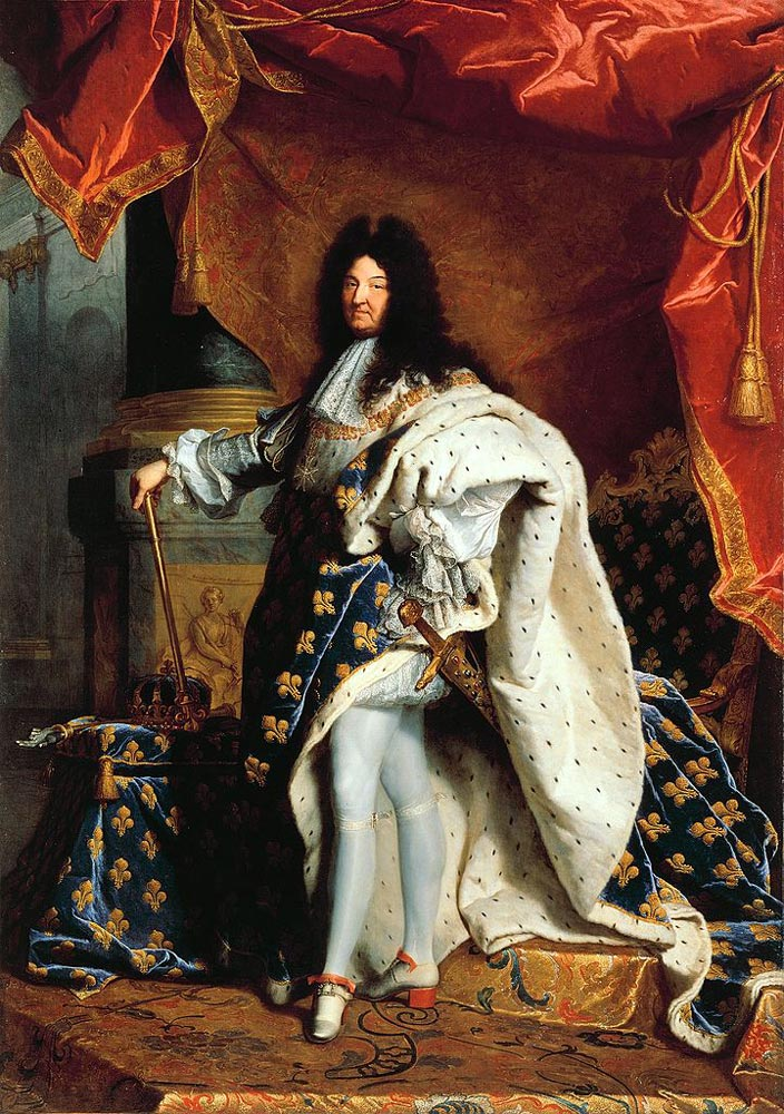 the life and reign of king louis xiv in france Louis xiv was born in 1638 he became king of france aged 5 on the death of his father, louis xiii, in 1643 he died in 1715 as king of france, louis xiv developed a formidable relationship with the most famous politician of his reign – jules mazarin (giulio mazzarini).