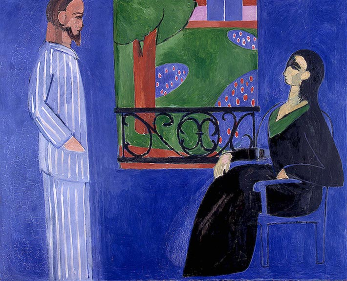 Matisse_Conversation