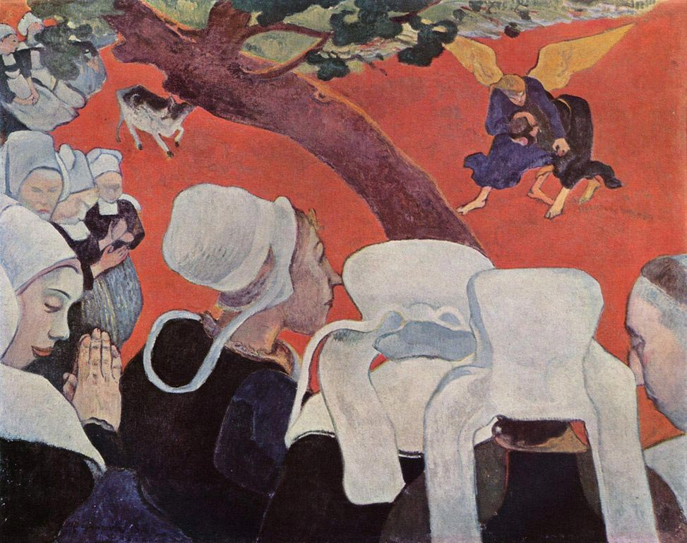 Paul_Gauguin_vision_after_the_sermon