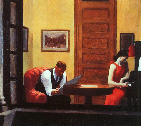Room In New York By Edward Hopper Facts Amp History Of The