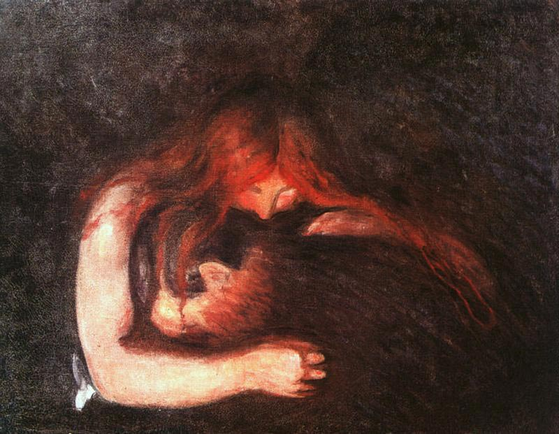 Vampire-by-Edvard-Munch
