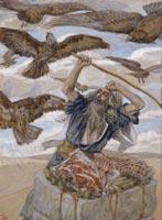 abraham-guarding-his-sacrifice-by-james-sm
