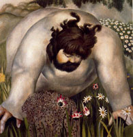 christ-in-the-wilderness-consider-the-lilies-by-spencer-sm