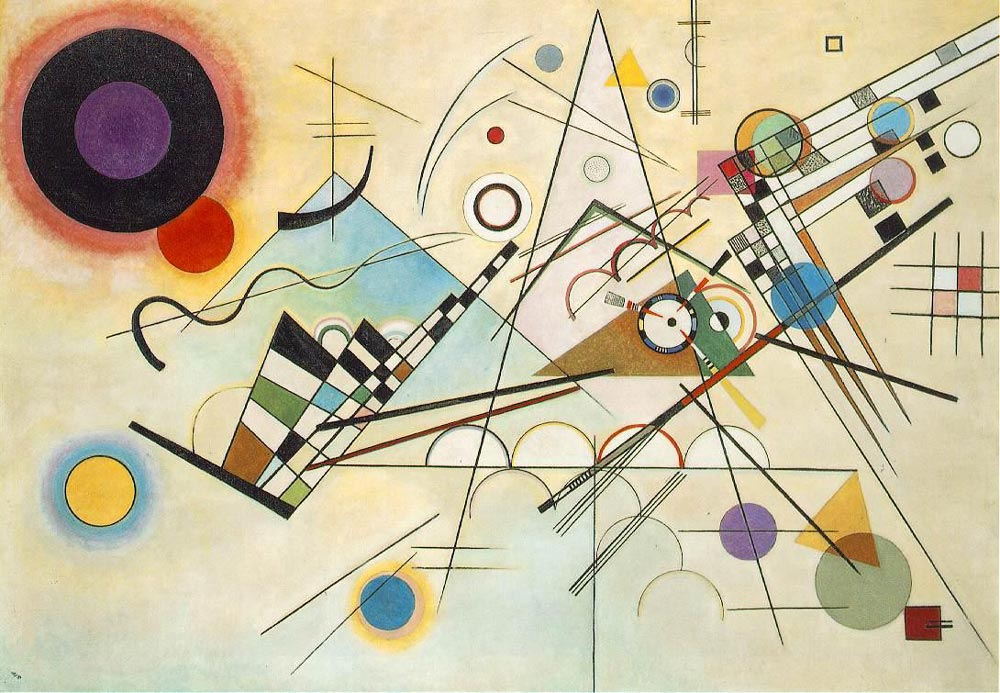 Composition VIII by Wassily Kandinsky Facts & History