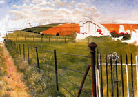 extensive-landscape-with-a-wroght-iron-gat-by-spencer-sm