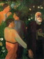 joachim-among-the-shepherds-1913-by-spencer-sm