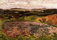 landscape-burghclere-1933-by-spencer-sm