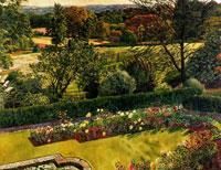 landscape-cookham-dene-1939-by-spencer-sm