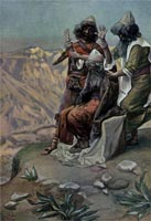 moses-on-the-mountain-during-the-battle-as-in-exodus.j-by-james-sm