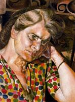 portrait-of-hilda-carline-1949-by-spencer-sm
