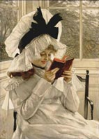 reading-a-book-by-james-sm