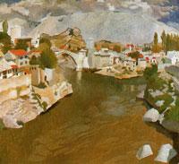 river-nareta-mostar-1922-1-by-spencer-sm