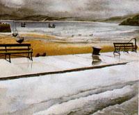 river-nareta-mostar-1922-by-spencer-sm