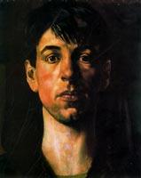 self-portrait-1914-by-spemcer-sm