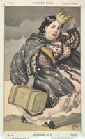 sovereigns-no-20-caricature-of-isabella-ii-of-spain-by-james-sm