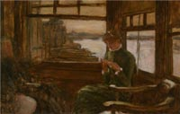 study-of-cathlene-newton-in-a-thames-tavern-by-james-sm