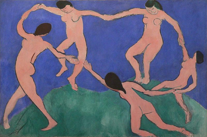 the-dance_by_Matisse