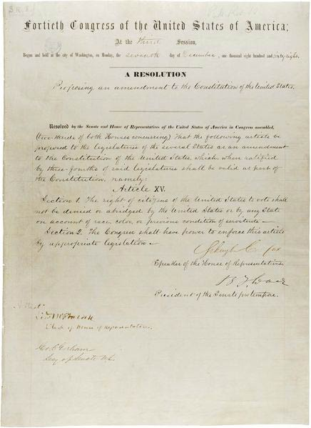 15th_Amendment_National_Archives