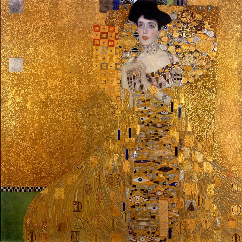 Adele-Bloch-Bauer-I-by-Gustav-Klimt