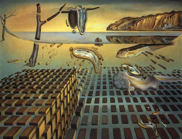 Disintegration-of-Persistence