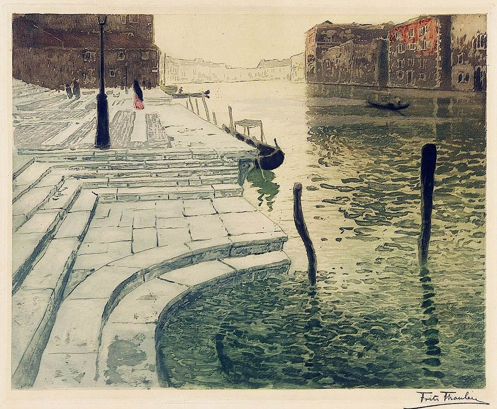 Frits_Thaulow-Marmortrappen