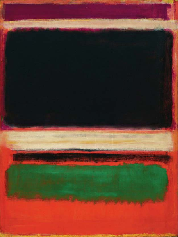 Magenta,-Black,-Green-on-Orange-(by-Mark-Rothko)