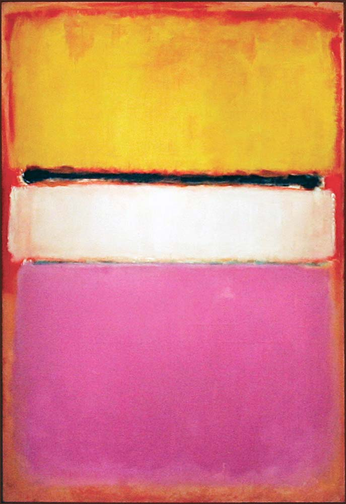 Mark_Rothko_White_Center_(Yellow,_Pink_and_Lavender_on_Rose)_(1950)