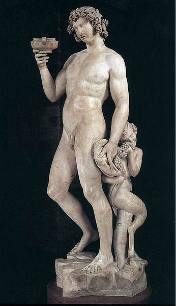Michelangelo_Bacchus