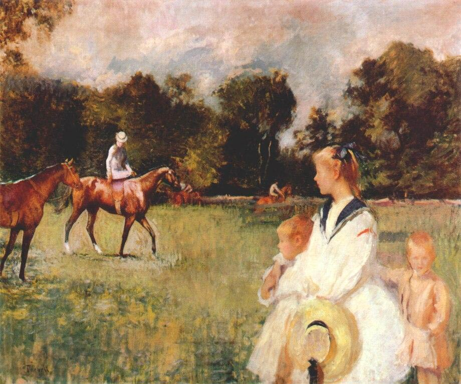 Schooling_the_Horses