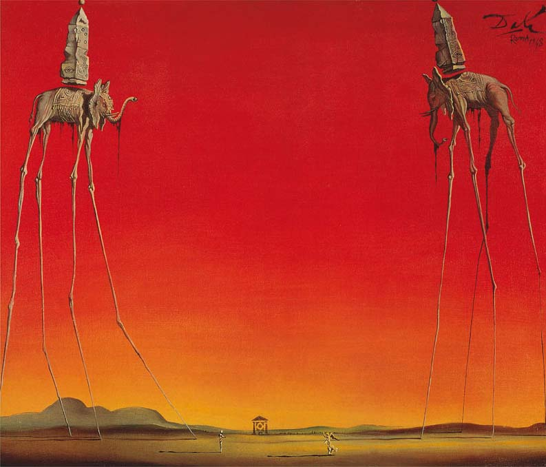 The-Elephants-Dali
