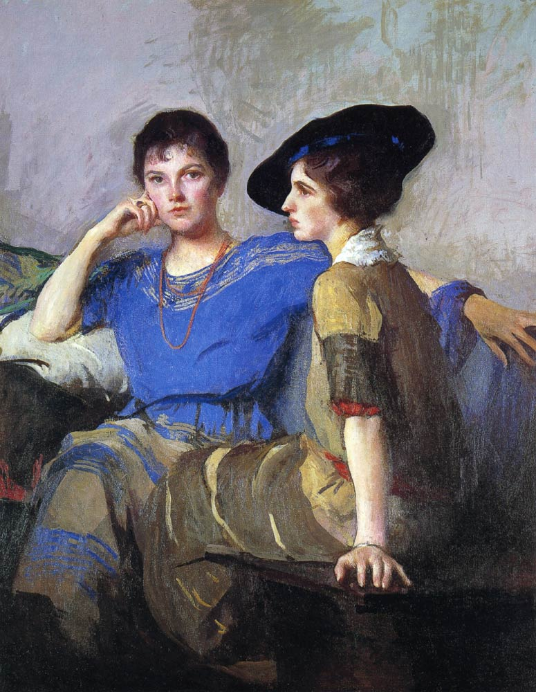 The_Sisters_Edmund_Tarbell