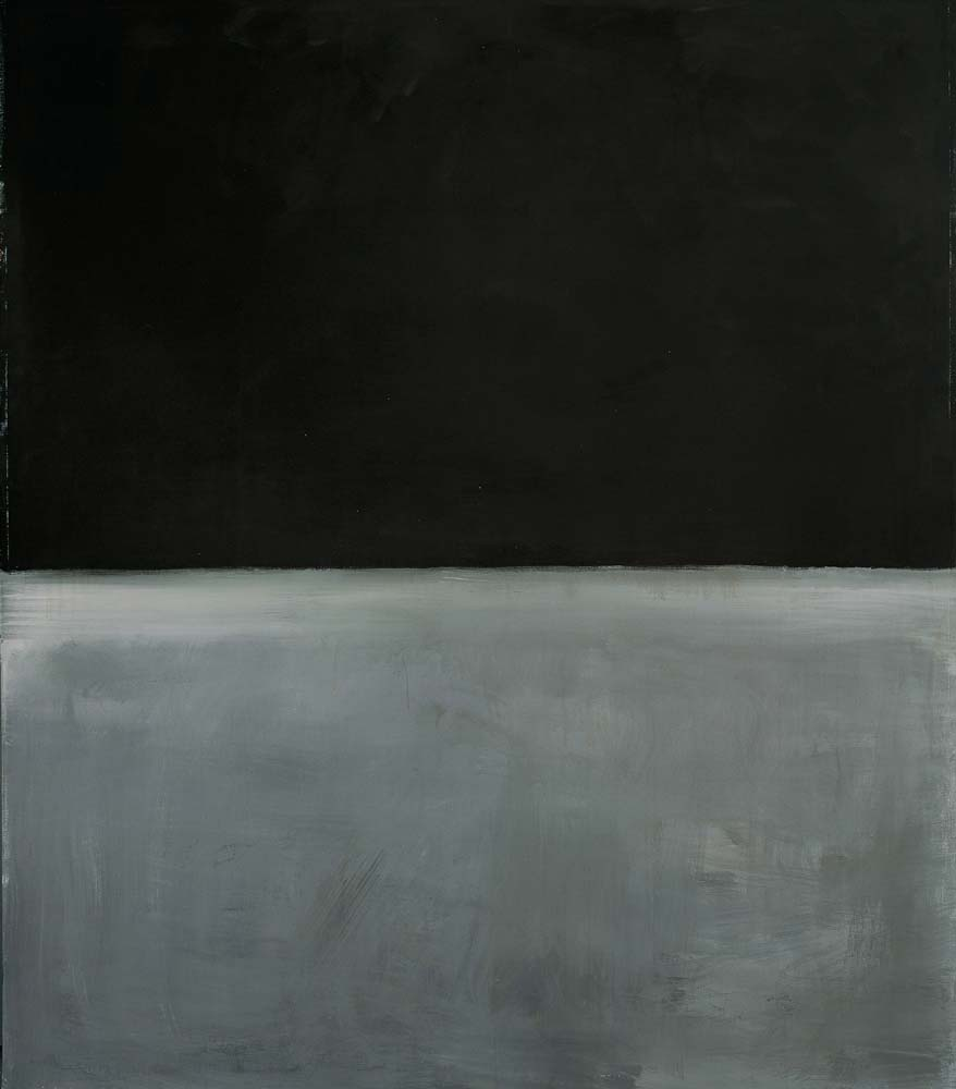Untitled-(Black-on-Grey)-(by-Mark-Rothko)