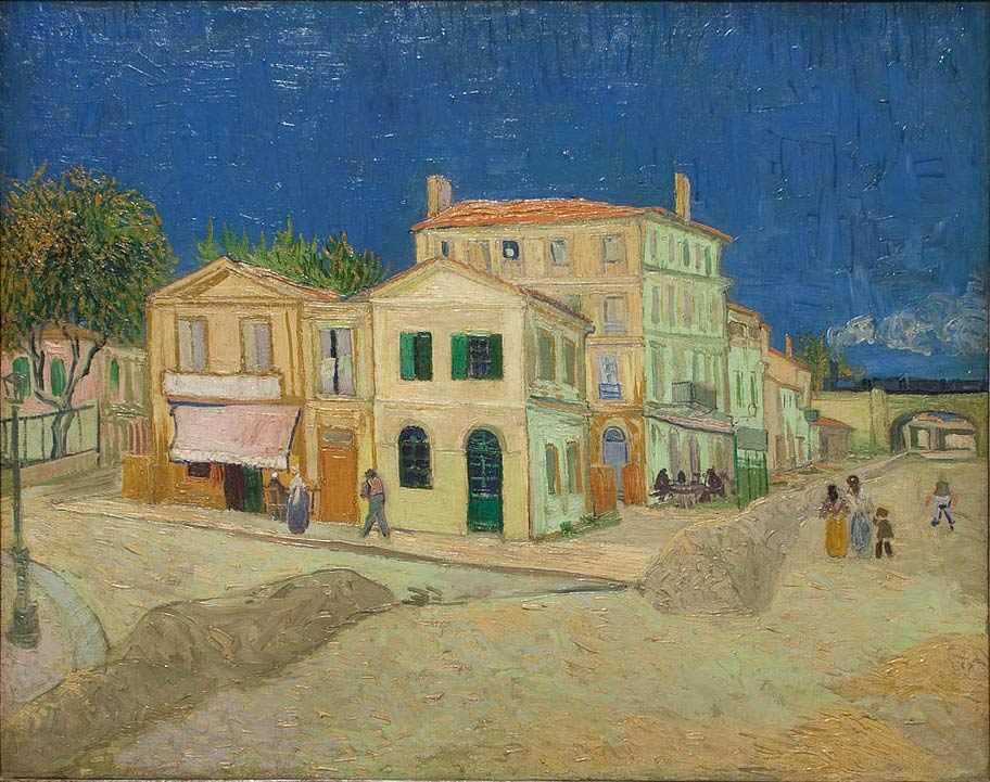 Yellow House By Vincent Van Gogh Facts Amp History Of The