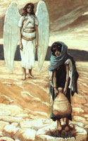 hagar-and-the-angel-in-the-desert-1900-by-james-sm