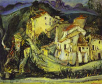 houses-of-cagnes-by-chaim-sm