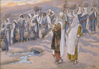 moses-smiteth-the-rock-in-the-desert-by-james-sm