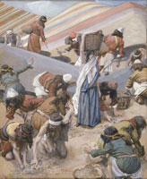 the-gathering-of-the-manna-1-by-james-sm