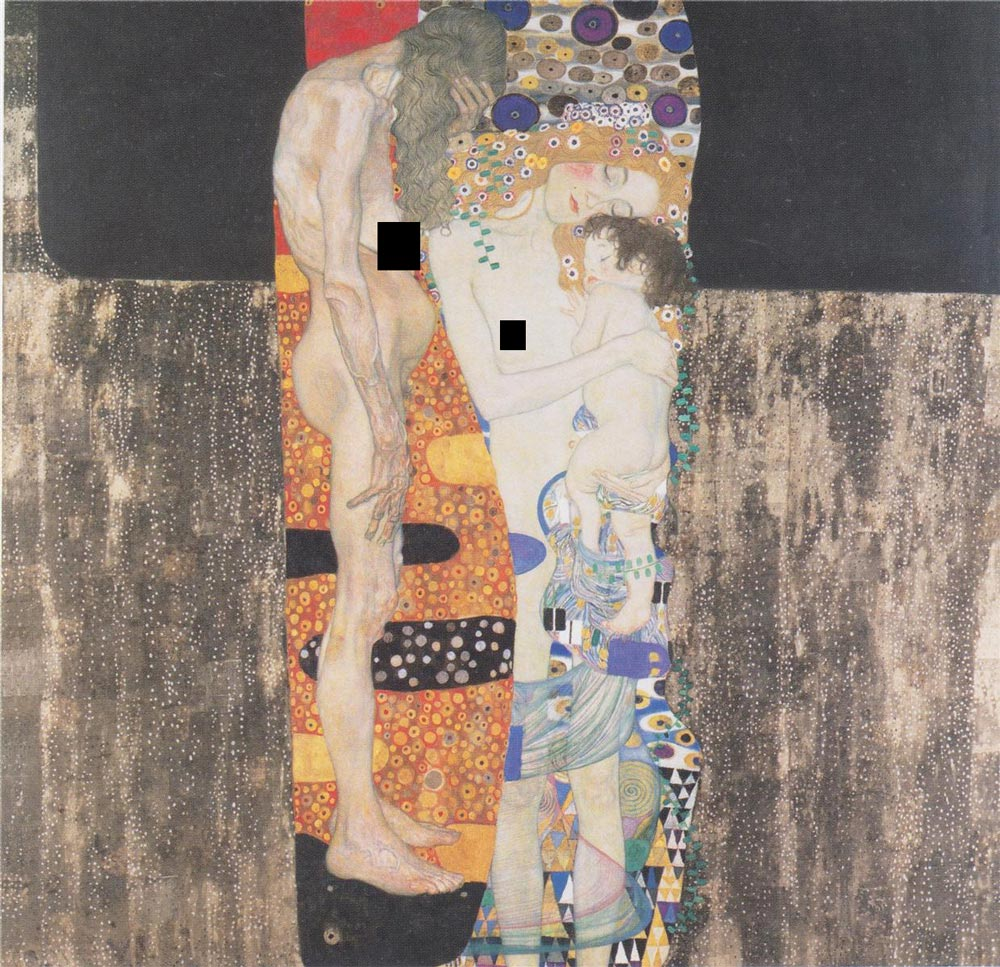 the-three-ages-of-woman-gustav-klimt