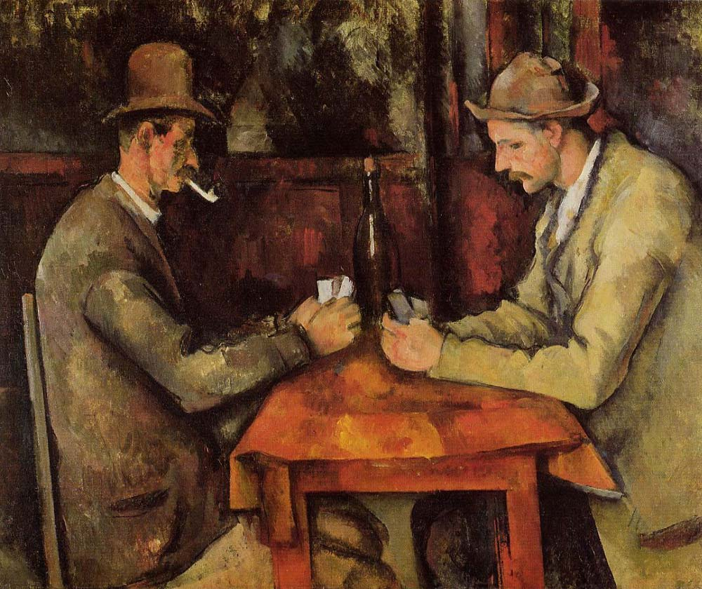 Card_Players_1894-1895_Paul_Cezanne