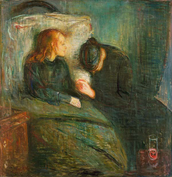 Munch_The-Sick-Child_1896