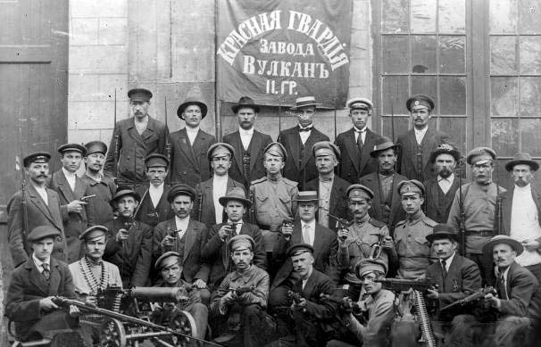 an overview of the bolshevik revolution in november of 1917 In november 1917, the second revolution was planned, a bolshevik revolution evidence around the bolshevik revolution is not completely reliable, but it is widely agreed that events in november 1917 were not as the bolsheviks later described and boasted.