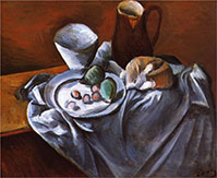 Still-LIfe-with-Pears-and-Indian-Bowl-s