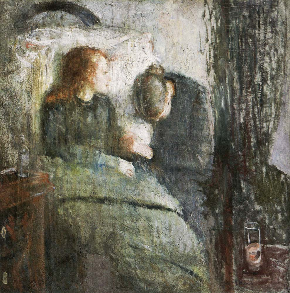 The-Sick-Child-(by-Edvard-Munch)-1885-86